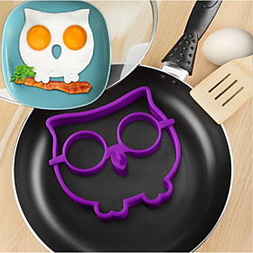1pc Kitchen Tools Silicone Baking Tool / Creative Kitchen Gadget / DIY DIY Mold / Egg Tools Egg