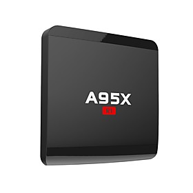 A95X TV Box Android7.1.1 TV Box Amlogic S905W 1GB RAM 8GB ROM Quad Core