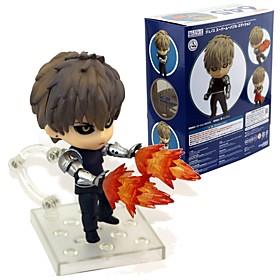 Anime Action Figures Inspired by One-Punch Man Ao PVC 10 CM Model Toys Doll Toy 6478730