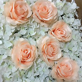 10 Branch Others Roses Tabletop Flower Artificial Flowers