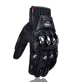 outdoor riding mad-10c touch screen madbike alloy steel finger glove crash non-slip 6549761