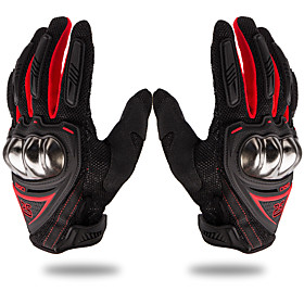 Sporty Unisex Motorcycle Gloves Polyster Breathability / Comfortable / Padded 6549702