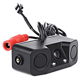 720 x 480 170 Degree Rear View Camera Night Vision for Car