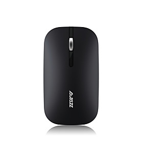AJAZZ Wireless 2.4G Wireless bluetooth Silent Mouse Office Mouse Optical I25t 3pcs keys 3 Adjustable DPI Levels 800/1200/1600dpi 6544954