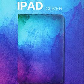 Case For Apple iPad Air 2 / iPad mini 4 Wallet / Shockproof / with Stand Full Body Cases Cartoon Hard PU Leather for iPad Pro 10.5 / iPad (2017) / iPad Pro 9.7