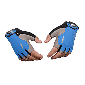 outdoor sports gloves spring and autumn thin section riding gloves half finger summer breathable non-slip gloves 6549766
