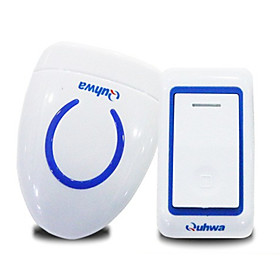 qh-857q wireless doorbell 36 melodies music us plug user manual chinese 6546438
