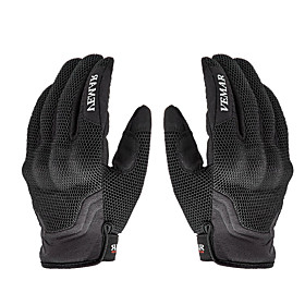 vemar vm-173 motorcycle gloves  breathable comfortable non-skid sporty design 6549705