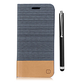 Case For Xiaomi Mi Max 2 / Mi 5X Wallet / Card Holder / with Stand Full Body Cases Solid Colored Hard PU Leather for Xiaomi Mi Max 2 / Xiaomi Mi Max / Xiaomi M