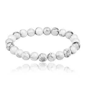 Men's / Women's White Turquoise Strand Bracelet / Bracelet - Vintage, Bohemian, Fashion Bracelet White For Gift / Evening Party