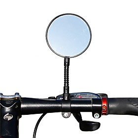 Handlerbar Bike Mirror / Rearview Mirror Stability, Lightweight Materials Cycling / Bike / Mountain Bike / MTB Plastics Black