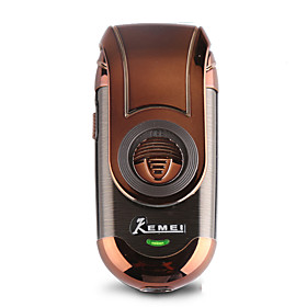Kemei Electric Shavers for Men 110-240 V Power light indicator / Handheld Design / Light and Convenient 6586237