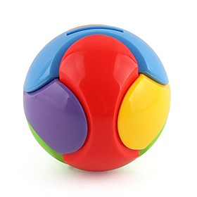 Puzzle Ball Toy Toy Round Classic Theme Focus Toy / Gift 1pcs 6559671