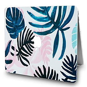 MacBook Case for Trees/Leaves Plastic New MacBook Pro 15-inch New MacBook Pro 13-inch Macbook Pro 15-inch MacBook Air 13-inch Macbook Pro