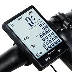 INBIKE CX-9 2.8'' Large Screen Bike Computer / Bicycle Computer Stopwatch Waterproof Wireless Odometer Road Cycling Cycling / Bike Cycling