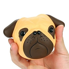 LT.Squishies Squeeze Toy / Sensory Toy Dog Animal Animal Stress and Anxiety Relief Office Desk Toys Squishy Adults' Boys' Girls' Toy Gift