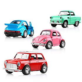 Sound light Collection Brinquedos Car Vehicle Toys Toy Car Classic Car Music Vehicles Car Exquisite Metal Alloy Kid's Boys' Girls' Toy Gift 1 pcs