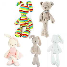 50cm Metoo Doll Plush Sweet Cute Rabbit Stuffed Animal Plush Toy Comfy Animals Lovely Baby Gift 1pcs 6580500
