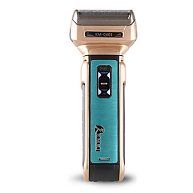 Kemei Electric Shavers for Men 110-240 V Power light indicator / Handheld Design / Light and Convenient 6586265