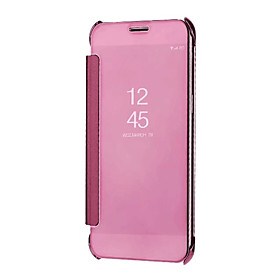 Case For Samsung Galaxy A8 Plus 2018 / A8 2018 Mirror / Auto Sleep / Wake Up Full Body Cases Solid Colored Hard PC for A5(2018) / A7(2018) / A3(2017)