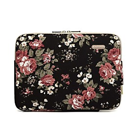 Sleeves Flower Canvas for New MacBook Pro 15-inch / Macbook Pro 15-inch / MacBook Air 13-inch