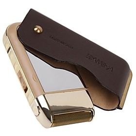 Kemei Electric Shavers for Men 100-240V Light and Convenient Handheld Design 6633333