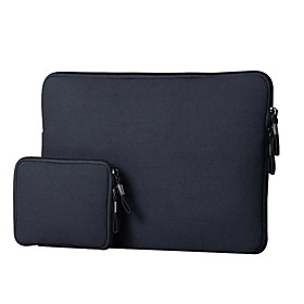 Sleeves Solid Colored Canvas for Macbook Pro 15-inch / MacBook Air 13-inch / Macbook Pro 13-inch