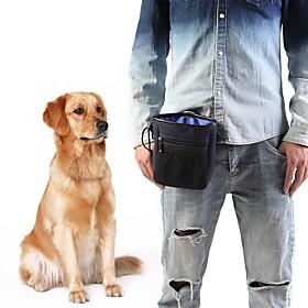 0.5L L Pets Carrier  Travel Backpack Shoulder Bag Pet Bowls  Feeding Adjustable / Retractable Soft Travel Casual / Daily Blue 6620851