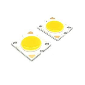 ZDM 2pcs Integrated LED / COB Bulb Accessory Silica Gel / Pure Gold Wire LED LED Chip for DIY LED Flood Light Spotlight 20 W