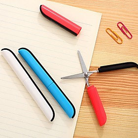 1pc Kitchen Tools Stainless Steel Mini / Portable Cutters / Scissor / DIY Tools Fruit / Vegetable / Salad