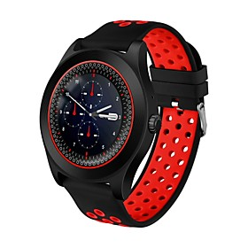 KING-WEAR TF8 Smartwatch Android Bluetooth Waterproof Touch Screen Hands-Free Calls Camera Timer Pedometer Call Reminder Sleep Tracker Sedentary Reminder / Fi