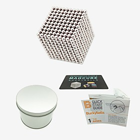 1000 pcs Magnet Toy Magnetic Balls / Magnet Toy / Building Blocks Magnetic Stress and Anxiety Relief / Office Desk Toys / Relieves ADD, ADHD, Anxiety, Autism N 6713248