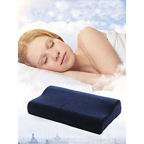 Comfortable-superior Quality Memory Foam Pillow / Memory Neck Pillow / Bed Pillow Anti-dustmite / Stretch / Portable Pillow Memory Foam
