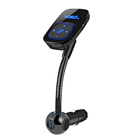 BT06 Bluetooth 4.2 Car USB Charger Socket Professional Bluetooth FM Transmitters MP3 Universal