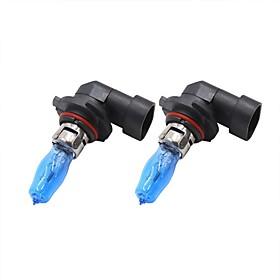 2pcs H11 / 9005 / 9006 Car Light Bulbs 100W 1 LED Fog Light / Daytime Running Light / Exterior Lights For universal All years