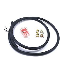 1M Fuel Hose Tube Line Gas Petrol Filter Caliper Set For Motorcycle Dirt Pit Bike ATV 125 150CC 6689634