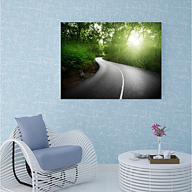 Decorative Wall Stickers / Fridge Stickers - 3d Wall Stickers Landscape / Floral / Botanical Living Room / Kids Room