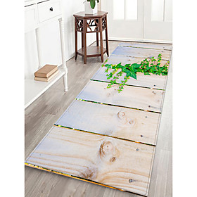 Doormats / Area Rugs Casual / Country Flannelette, Rectangle Superior Quality Rug / Non Skid