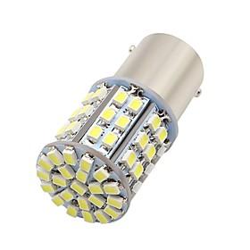 SO.K 10pcs 1156 / BA15S Motorcycle / Car Light Bulbs 3 W SMD 3020 250 lm 64 LED Fog Light / Daytime Running Light / Turn Signal Light For universal All years