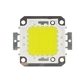 Sencart 9000LM 100W 3000 - 3500K White Light DIY COB Cree LED Emitter ( DC 30 - 36V ) 127499002