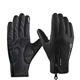 ROCKBROS Full Finger Unisex Motorcycle Gloves Polyster Waterproof / Keep Warm / Breathable 6761685