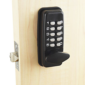 Intelligent Lock Smart Home Security System Home Office Hotel Apartment Composite Door Wooden Door Security Door