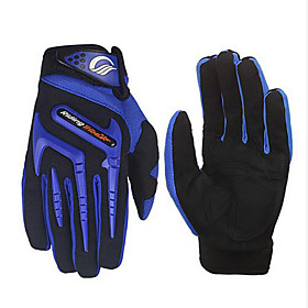 RidingTribe Full Finger Unisex Motorcycle Gloves Poly urethane / Breathable Mesh / Healthy Fabric Breathable / Touch Screen 6746532