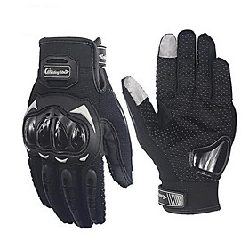 RidingTribe Full Finger Unisex Motorcycle Gloves Breathable Mesh / Healthy Fabric Breathable / Non-slip 6746536