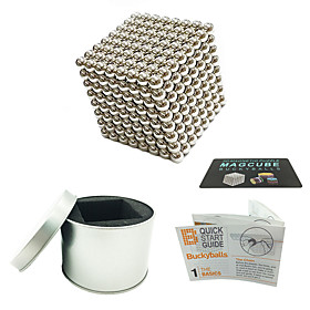 512 pcs Magnet Toy Magnetic Balls / Magnet Toy / Building Blocks Magnetic Stress and Anxiety Relief / Office Desk Toys / Relieves ADD, ADHD, Anxiety, Autism No 6715184