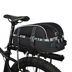ROSWHEEL 8 L Bike Rack Bag Waterproof Rain Waterproof Multi layer Bike Bag 600D Polyester Bicycle Bag Cycle Bag Cycling / Bike / Reflective Strips