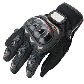 RidingTribe Full Finger Unisex Motorcycle Gloves Net Fabric / Healthy Fabric Breathable / Wearproof / Touch Screen 6746533