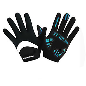 WOSAWE Full Finger Unisex Motorcycle Gloves Net Fabric / Breathable Mesh Touch Screen / Breathable / Wearproof 6770062
