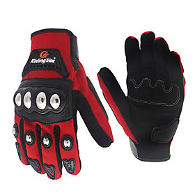 RidingTribe Full Finger Unisex Motorcycle Gloves Nylon Breathable / Touch Screen 6734018