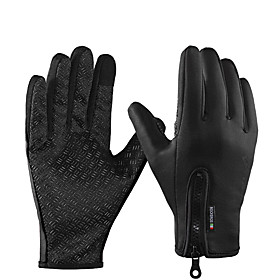 ROCKBROS Full Finger Unisex Motorcycle Gloves Polyster Waterproof / Keep Warm / Breathable 6761718